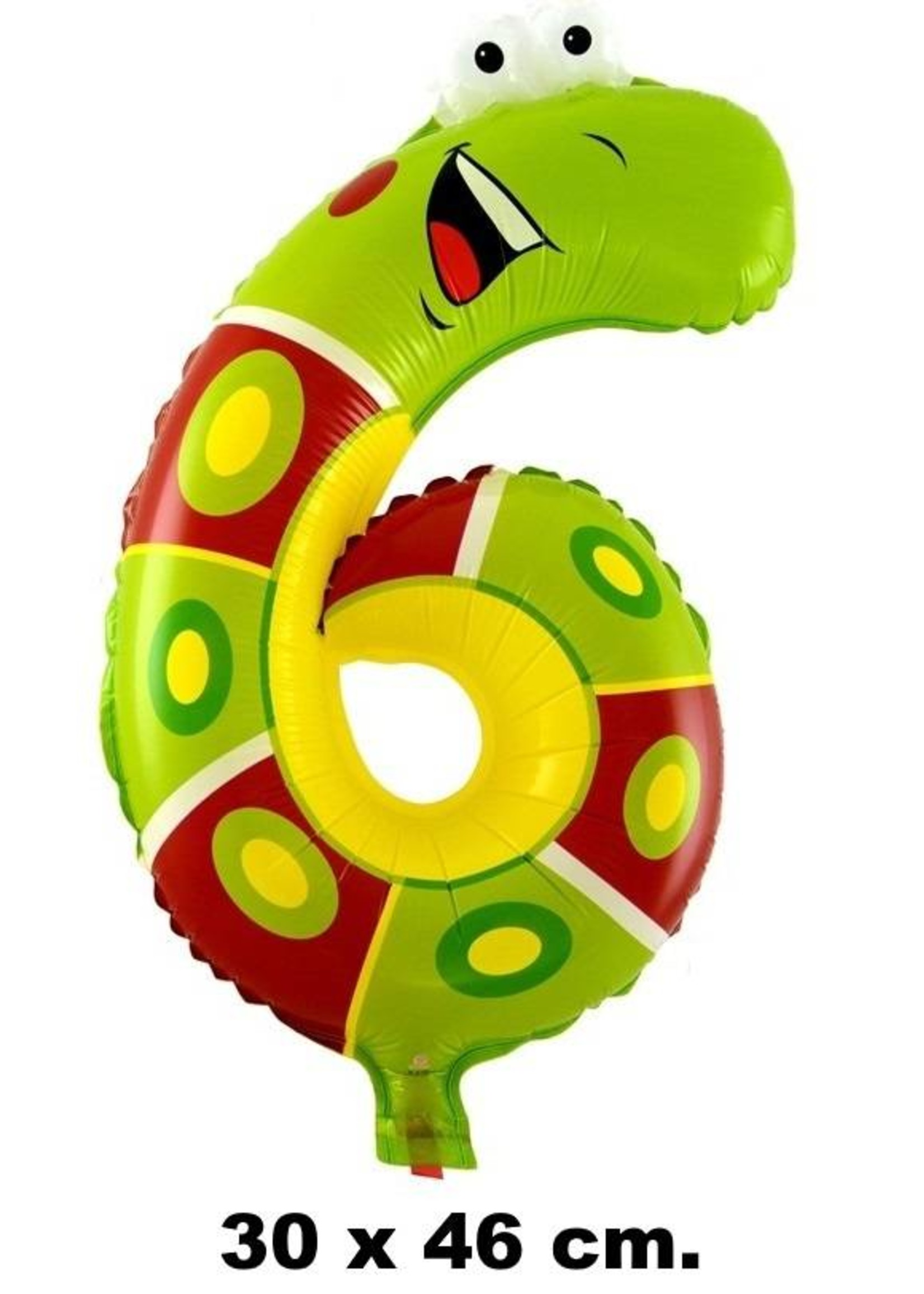 Annienas Cijfer ballon
