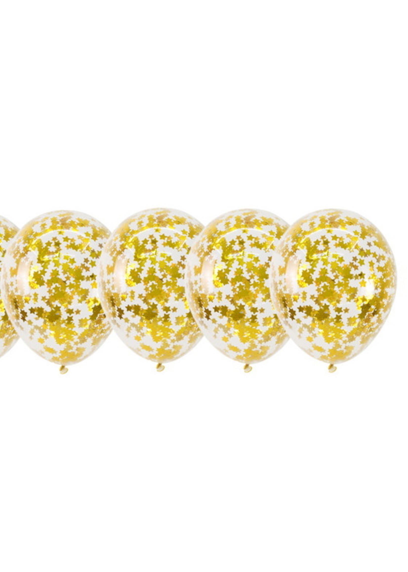 Annienas confetti ballon