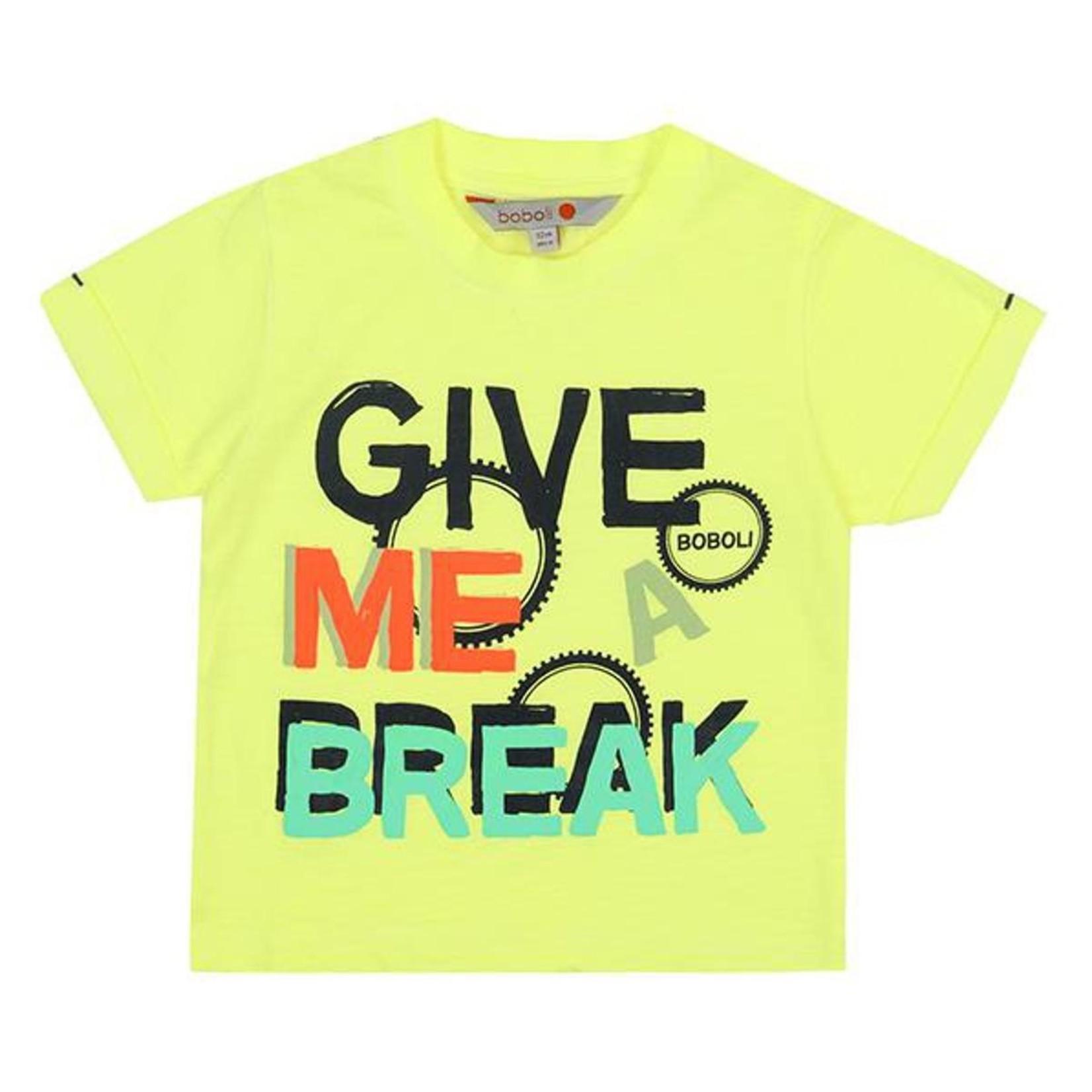Boboli T-shirt maat 92