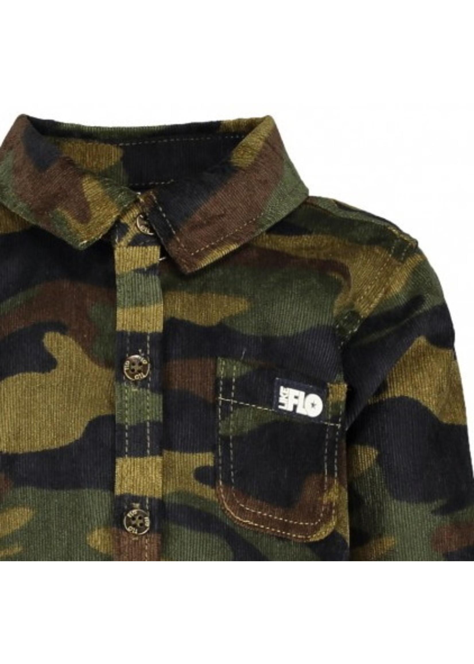 Like Flo overhemd maat 74 + 80