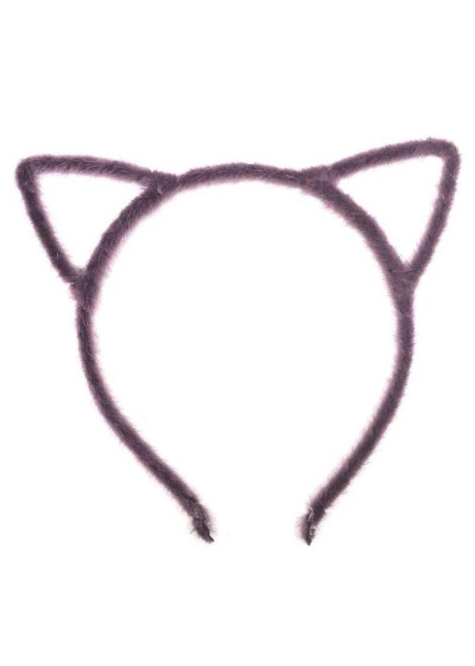 Annienas haarband met katten oren