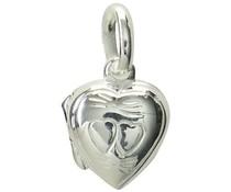 Silber Medaillon 5062 10x18mm