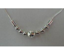 Silberkette Kugel 925 W66889