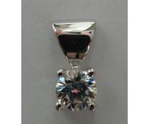 Ohrringe Silber Zirkonia W66049