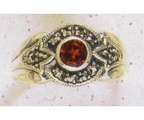 Ring Markasit Peridot P1047