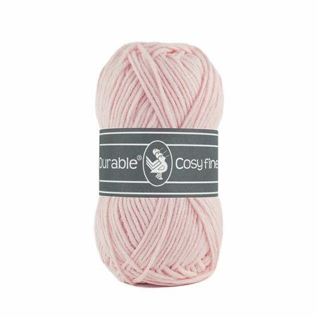 Durable Cosy Fine 203 - Light pink