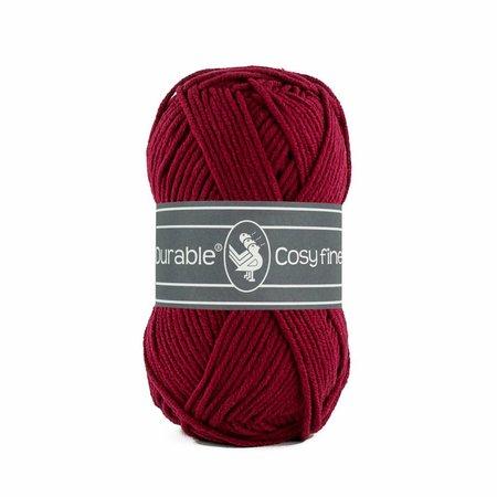 Durable Cosy Fine 222 - Bordeaux