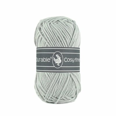 Durable Cosy Fine Silver Grey (2228)