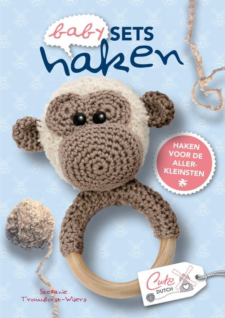 Babysets haken - het nieuwe boek van CuteDutch