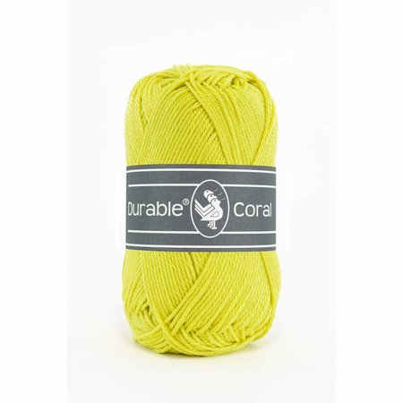 Durable Coral 351 - Light Lime