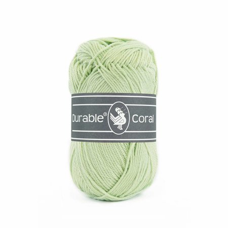 Durable Coral 2158 - Light Green