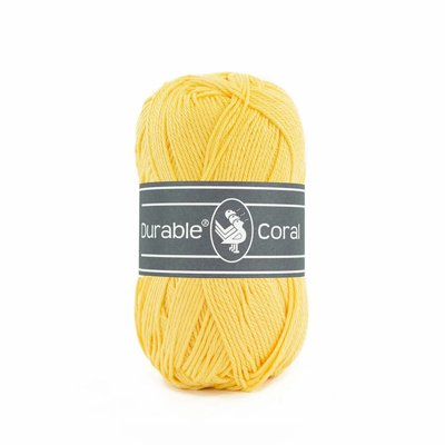 Durable Coral 309 - Light Yellow