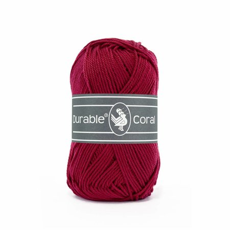 Durable Coral 222 - Bordeaux