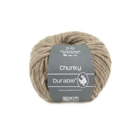 Durable Chunky 340 - Taupe