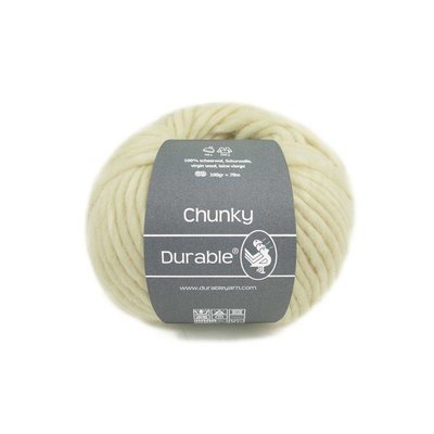 Durable Chunky 326 - Ivory