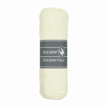 Durable Double Four Ivory (326)