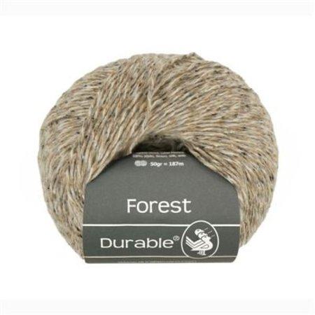 Durable Forest 4002 - Lichtbruin gemêleerd