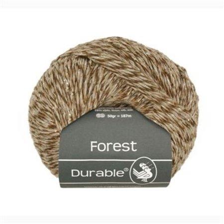 Durable Forest 4003 - Midden bruin gemêleerd
