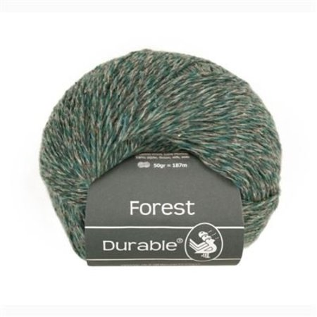 Durable Forest Groen gemêleerd (4004)