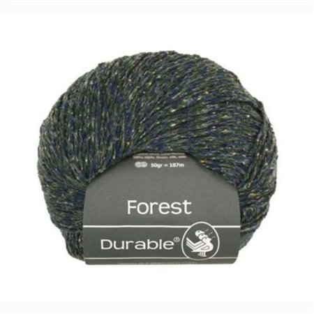 Durable Forest Blauw gemêleerd (4005)