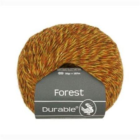 Durable Forest Oranje/geel/bruin gemêleerd (4008)