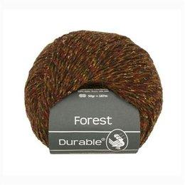 Durable Forest Bruin/rood gemêleerd (4010)