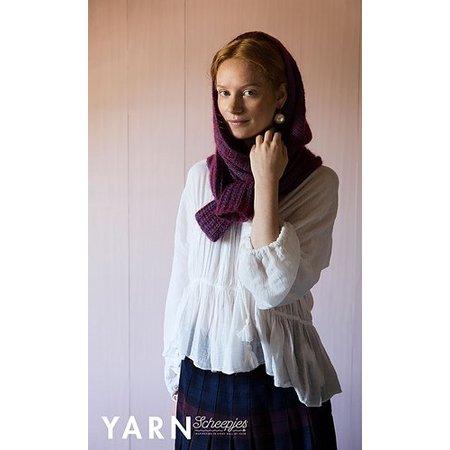 Scheepjes Garenpakket: Delft Sleeved Scarves gehaakt - Yarn 4