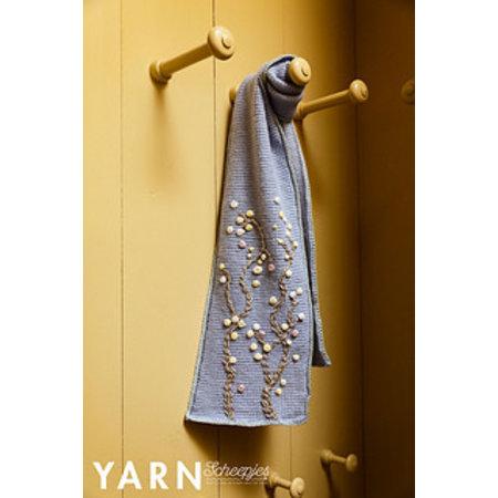 Scheepjes Garenpakket: Almond Blossom Scarf - Yarn 4