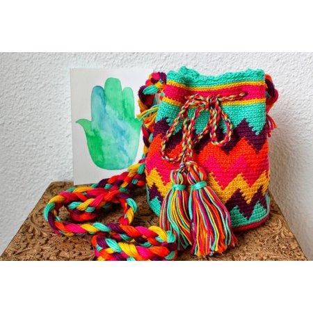 de ligny creations Mochila mini bag