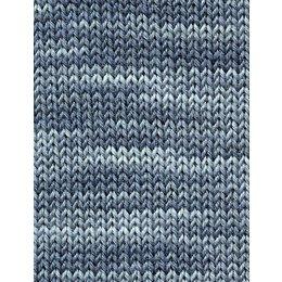 Schachenmayer Regia 4 draads color denim rookblauw (1936)