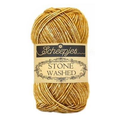 Scheepjes Stone Washed 809 - Yellow Jasper
