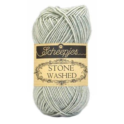 Scheepjes Stone Washed 814 - Crystal Quartz