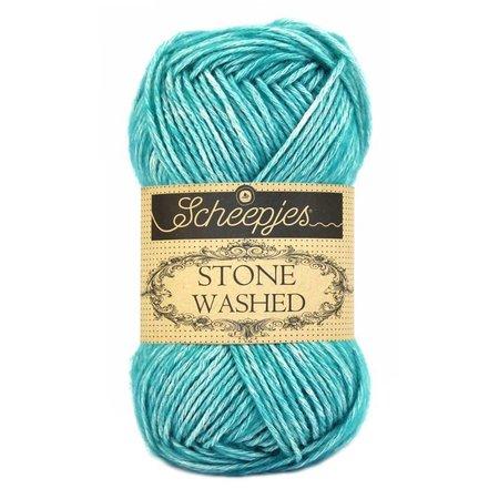 Scheepjes Stone Washed Green Agate (815)