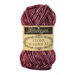 Scheepjes Stone Washed XL 850 - Garnet