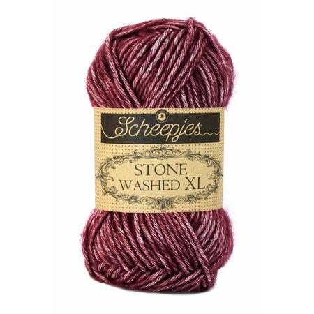 Scheepjes Stone Washed XL Garnet (850)