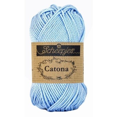 Scheepjes Catona 25 gram - 173 - Bluebell