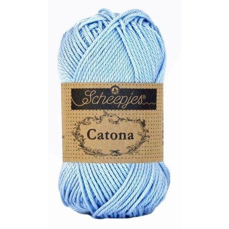 Scheepjes Catona 25 gram Bluebell (173)