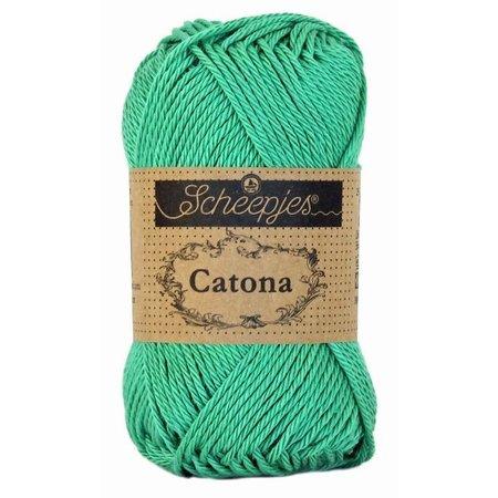 Scheepjes Catona 25 gram - 241 - Parrot Green