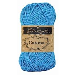 Scheepjes Catona 25 gram Powder Blue (384)