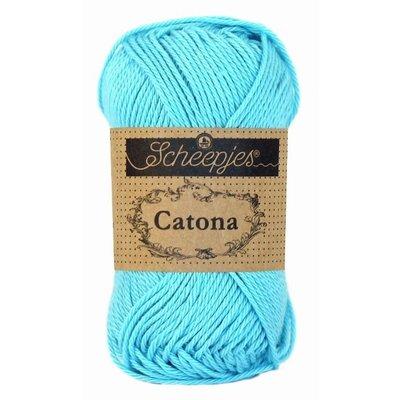 Scheepjes Catona 25 gram Cyan (397)