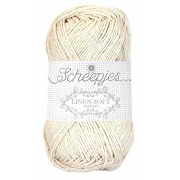 Scheepjes Linen Soft 616 - naturel
