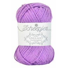 Scheepjes Linen Soft 625 - lila