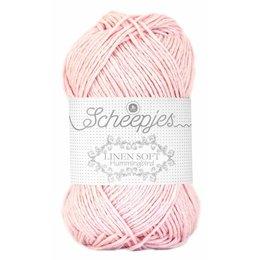 Scheepjes Linen Soft zachtroze (628)