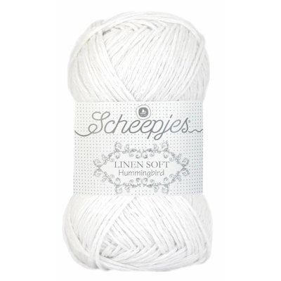 Scheepjes Linen Soft 630 -wit