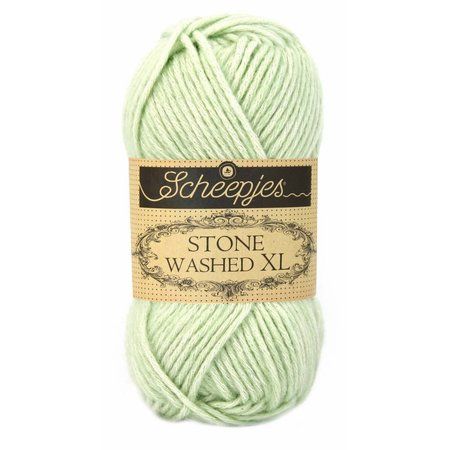 Scheepjes Stone Washed XL New Jade (859)