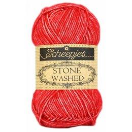 Scheepjes Stone Washed 823 - Carnelian