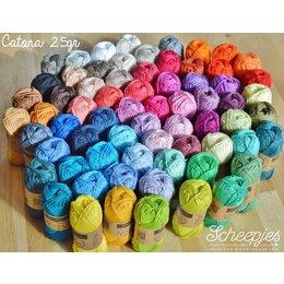 Scheepjes Catona 50 Alle kleuren