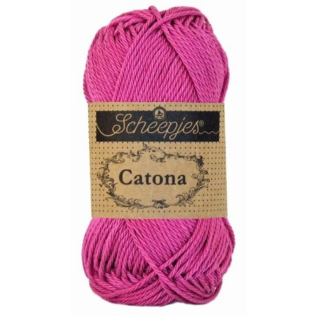 Scheepjes Catona 50 - 251 - Garden Rose