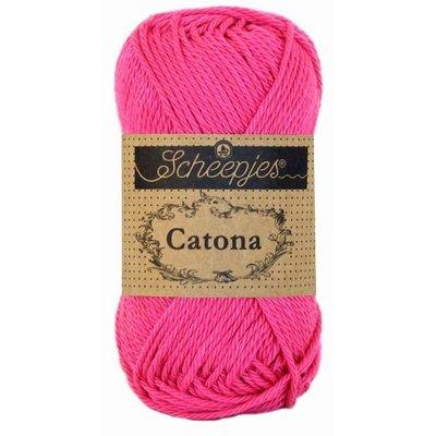Scheepjes Catona 50 - 114 - Shocking Pink