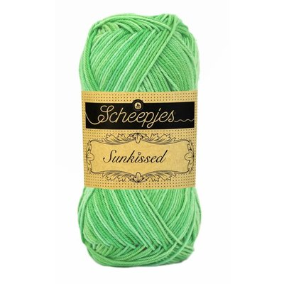 Scheepjes Sunkissed Spearmint Green (14)